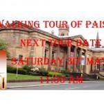 New Walking Tour of Paisley