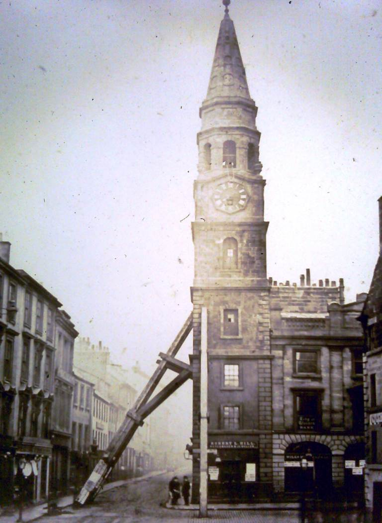Paisley's Old Tolbooth
