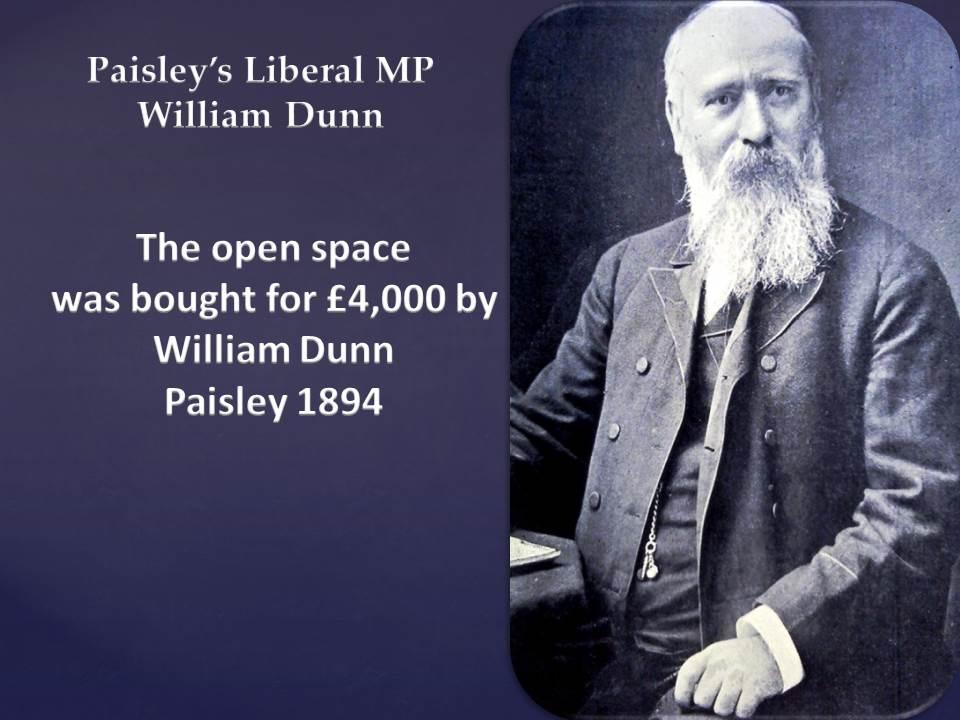 William Dunn MP