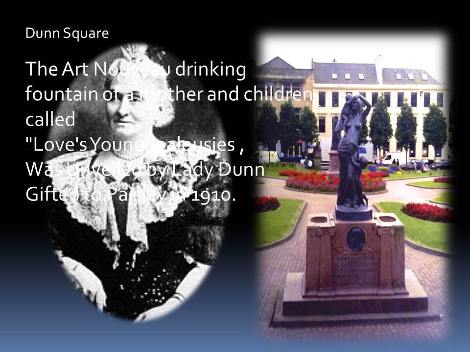 Lady Elizabeth Dunn (1830–1919), 1909