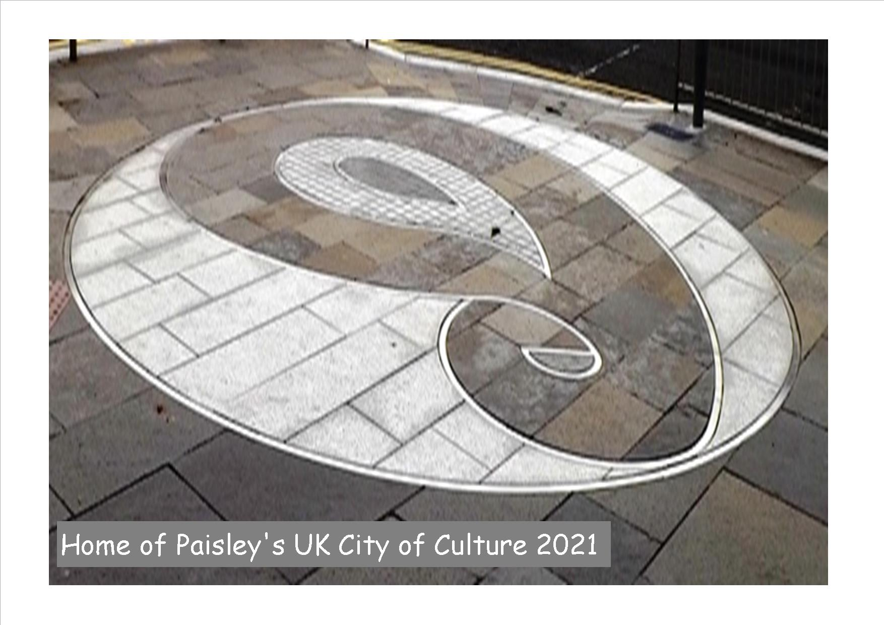 Home of Paisley's UK City of Culture 2021