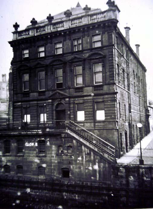 Glen Cinema and Paisley's Terrace Tavern