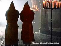 Cluniac-Monks-Paisley-Abbey